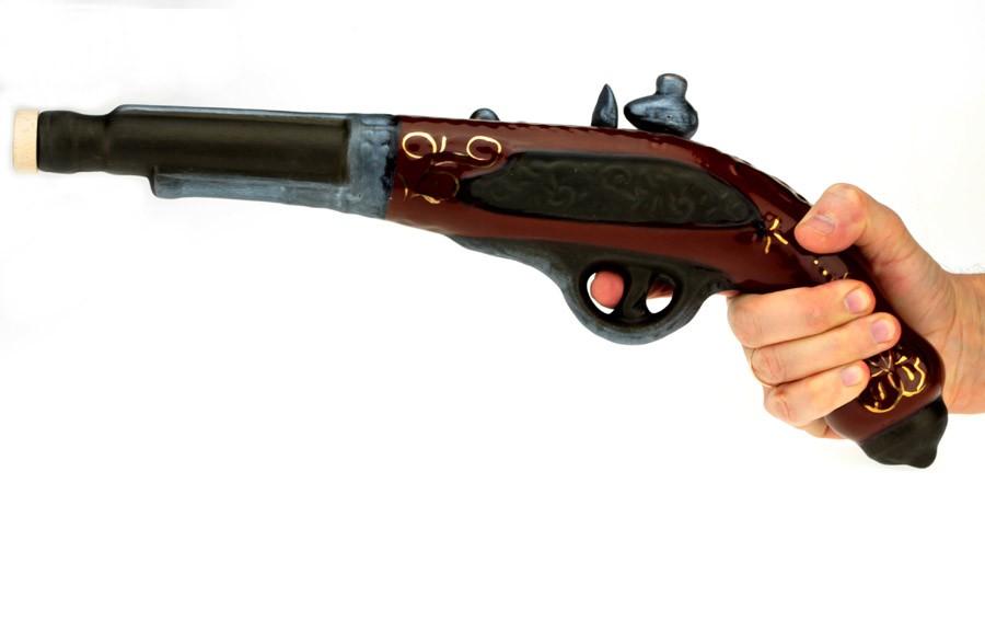 Подарочный набор Пистоль мушкет