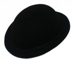 Шляпа  взрослая  Котелок флок