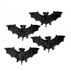 Декор на Хэллоуин летучие мыши