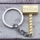 Брелок  Молот Тора (золото)