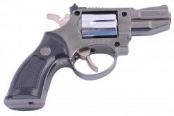 Зажигалка  Пистолет  Револьвер Мини в кобуре