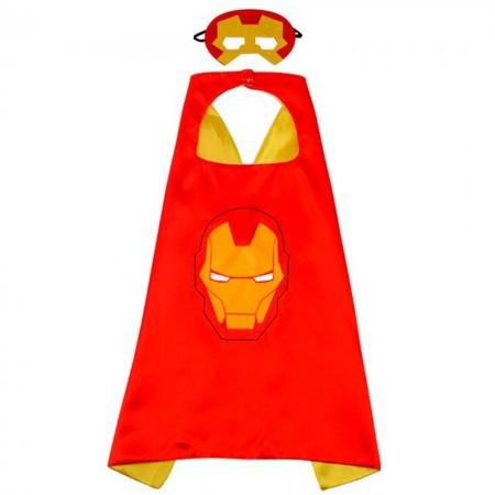 Детский карновальный костюм с маской Айрон Мен