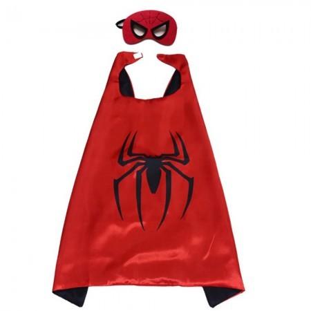 Детский карнавальный костюм с маской Спайдермен