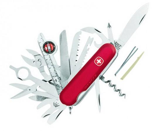 Нож автомобилиста  Wenger 1 54 09