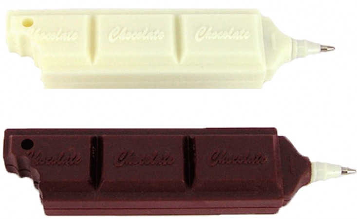 Шоколадка ручка