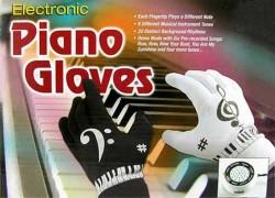 Перчатки - пианино Piano gloves