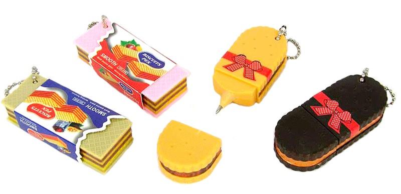 Ручка  печенье