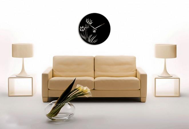 Настенные часы Тюльпаны A-020