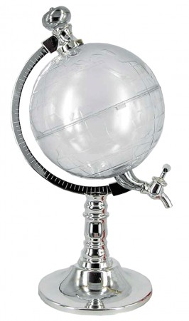 Бар – глобус с краном
