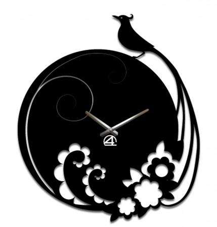 Настенные часы Павлин