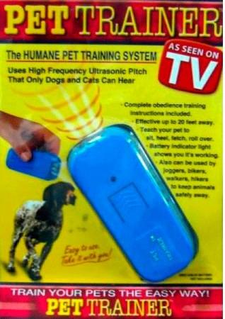 Отпугиватель собак Pet Trainer