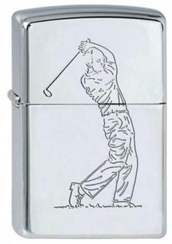 Зажигалка бензиновая Zippo Golf Swing 100.001