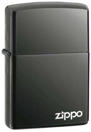 Зажигалка бензиновая ZIPPO BLACK ICE 150