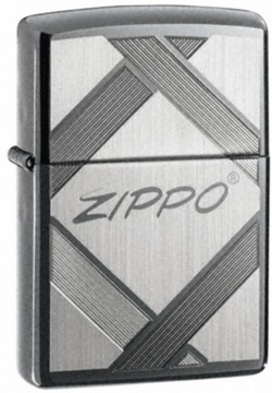 Зажигалка ZIPPO UNPARALLELED TRADITION BLACK ICE 20969