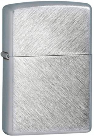 Зажигалка бензиновая Zippo Reg Herringbone Sweep 24648