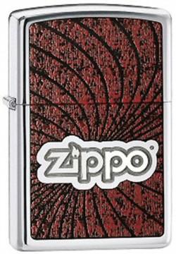 Зажигалка 250 ZIPPO SPIRAL 24804