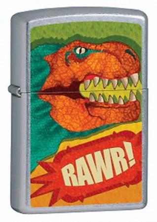 Зажигалка 207 тиранозавр Рекс 24886
