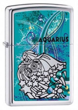 Зажигалка 250 ZODIAC AQUARIUS 24929