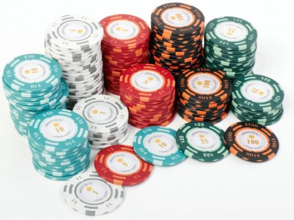 Покерный набор PokerShop Premium LUX 200