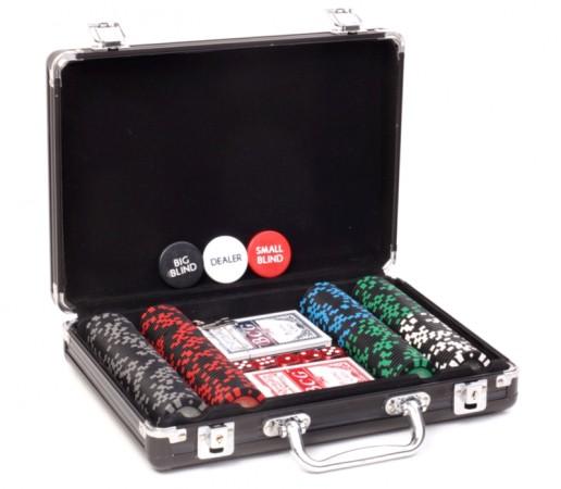 Покерный набор PokerShop Valentino 200