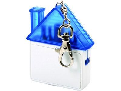 Набор отверток в виде домика синий