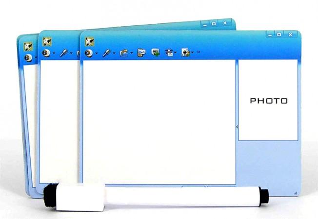 Dialog box - набор магнитных рамок