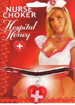 Медсестра sexy - кулон
