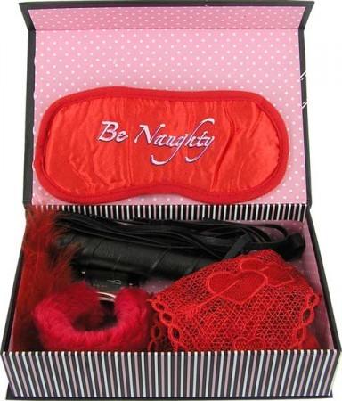 Подарочный набор  Экзотик  с плеткой