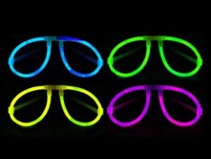 Светящиеся очки Police
