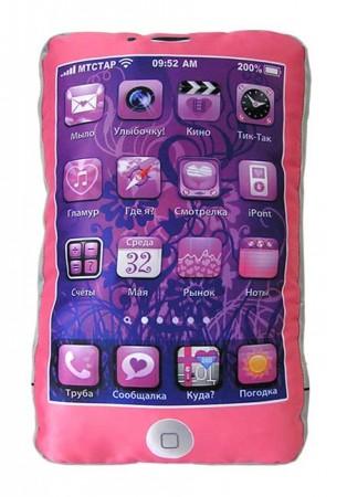 Подушка гламур Iphone