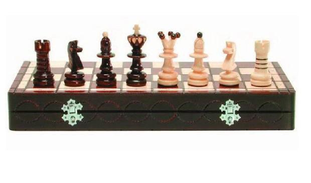 Шахматы Жемчуг большой