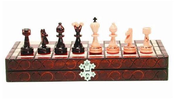 Шахматы Жемчуг маленький