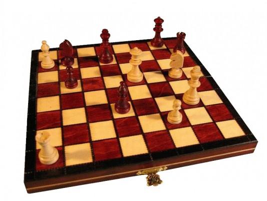 Шахматы Магнитные маленькие