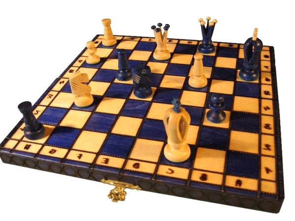 Шахматы Роял 30