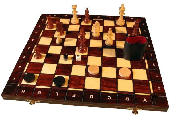 Нарды+шахматы №5