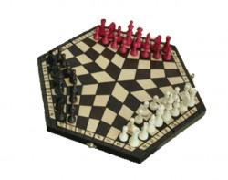 Шахматы Тройные средние