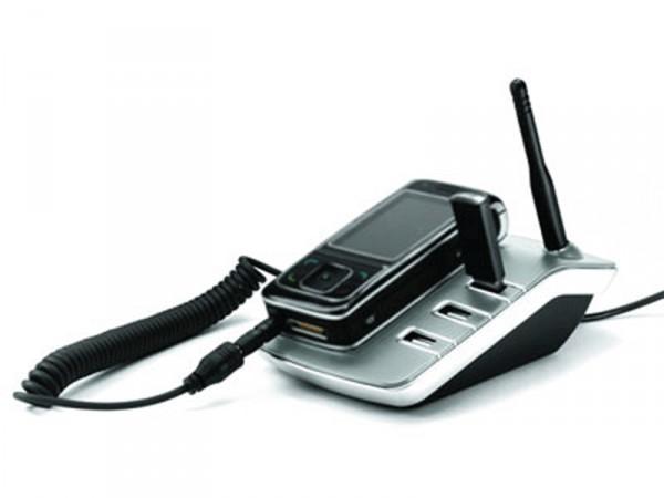 USB Hub с подзарядкой