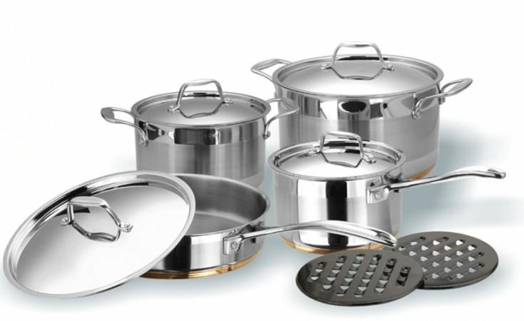 Набор посуды VITESSE Damiane (10 предметов)