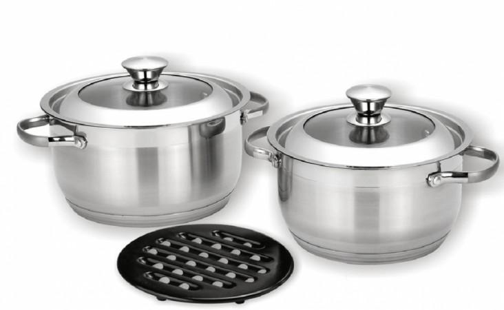 Набор посуды VITESSE Anika ( 5 предметов)