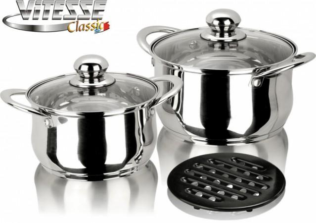 Набор посуды Vitesse из 5 предметов