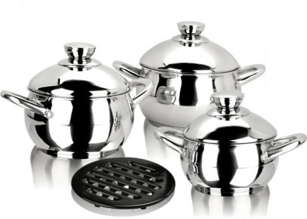 Набор посуды Vitesse из 7 предметов