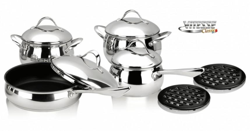 Набор посуды Vitesse из 10 предметов