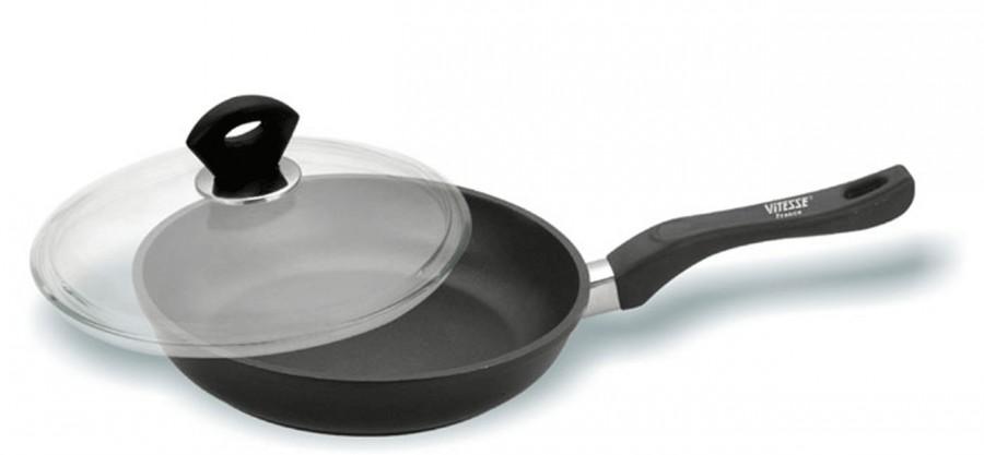 Сковорода с крышкой (Virginie)