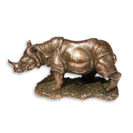 Статуэтка носорог E166