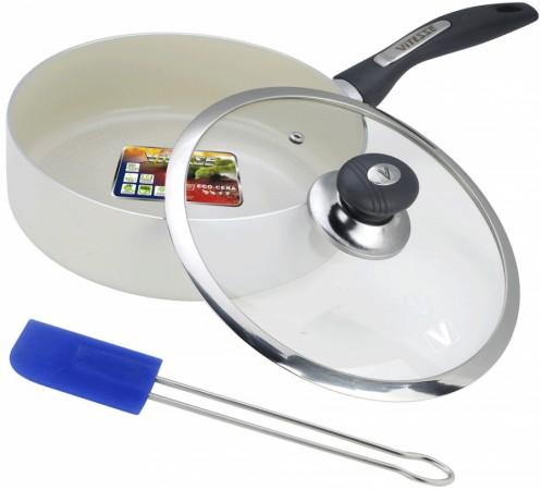Сковорода с крышкой и лопаткой Vitesse