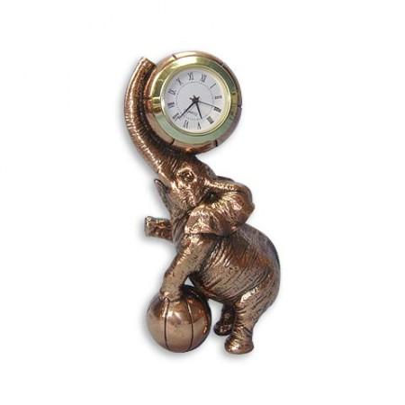 Статуэтка Слон с часами E550