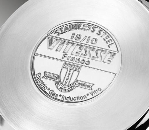 Сотейник с крышкой Vitesse 16cm