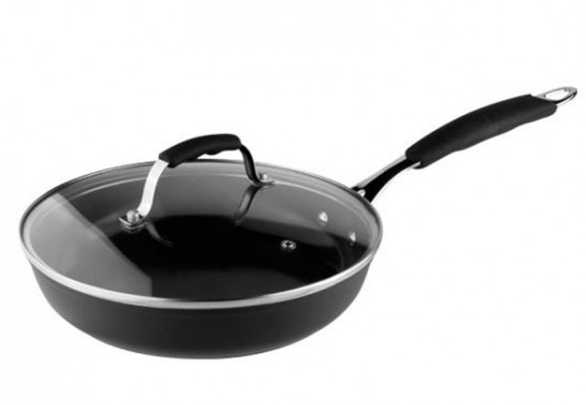 Сковорода с с крышкой Eco style 24