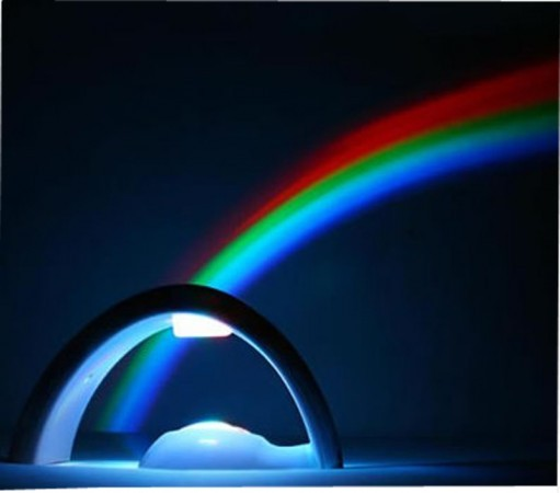 Светильник радуга