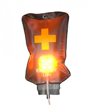 Светильник - капельница USB